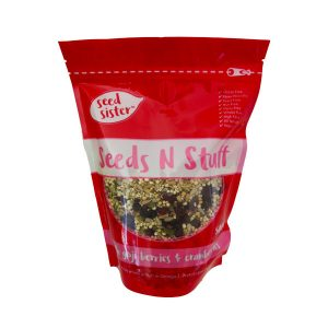 Seed Sister Seeds n Stuff 500gm with fruit