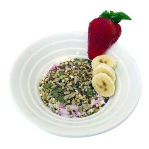 Seed Sister breakfast suggestion