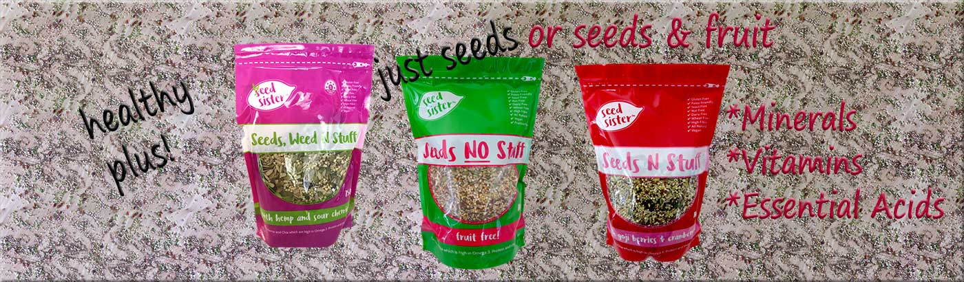 Seed Sister Home 3 Products Page